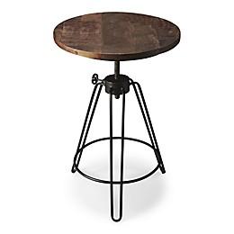 Butler Trenton Metal & Wood Accent Table