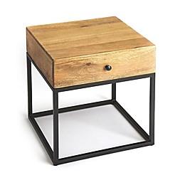 Butler Brixton Iron & Wood End Table