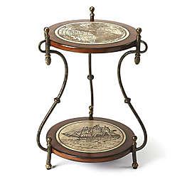 Butler Magellan Round Accent Table
