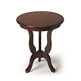 Butler Cleasby Plantation End Table in Cherry
