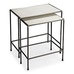 Butler Carrera Marble Nesting Tables (Set of 2)