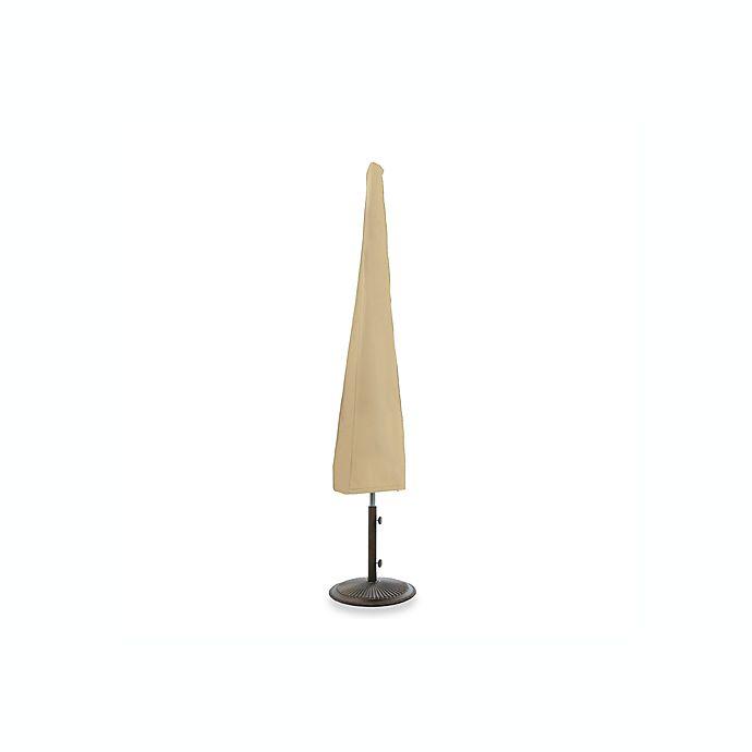 Alternate image 1 for Classic Accessories Terrazzo Patio Umbrella Cover in Sand