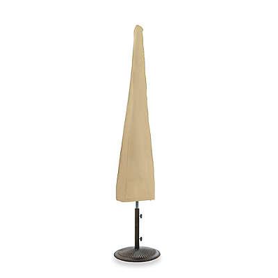 Classic Accessories Terrazzo Patio Umbrella Cover in Sand