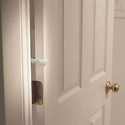 KidCo® Door Stop Finger Guards in Clear (Pack of 2)