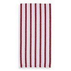 Gourmet Classics Kitchen Towel in Red