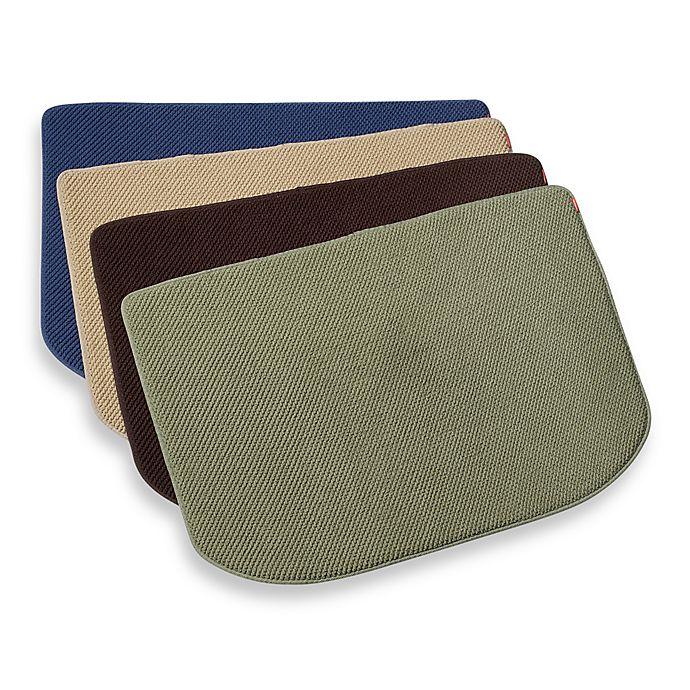 Memory Foam Kitchen Rugs: Microdry® Memory Foam Luxury Kitchen Mat