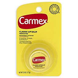 Carmex Classic Medicated 0.25 oz. Lip Balm Jar
