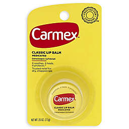 Carmex Classic Medicated 0.25 oz. Lip Balm Jar