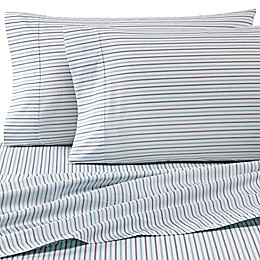Heartland® HomeGrown™ 325-Thread-Count Cotton Percale Flat Sheet