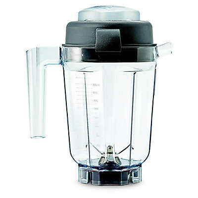 Vitamix® Eastman Tritan Copolyester 32 oz. Container with Lid, Dry Blade and Recipe Book