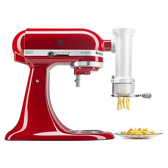 Alternate image 1 for KitchenAid® Pasta Press Attachment for Stand Mixers