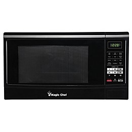 Magic Chef 1.6 cu. ft. Countertop Microwave Oven in Black