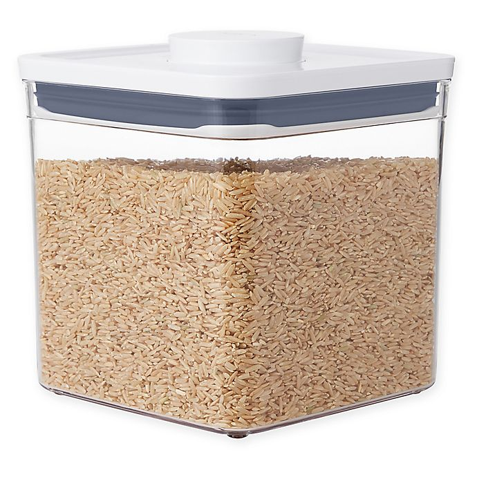 Alternate image 1 for OXO Good Grips® POP 2.8-qt. Food Storage Container in White