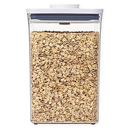 OXO Good Grips® POP Square Big 4.4-qt. Food Storage Container in White