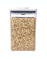 Contenedor de alimentos de plástico OXO Good Grips® POP cuadrado 4.16 L
