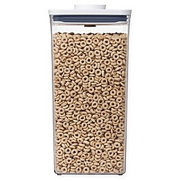 OXO Good Grips® Square Tall 6 Qt. Food Storage POP Container in White