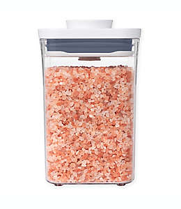 Contenedor de alimentos de plástico OXO Good Grips® POP cuadrado 1.04 L