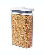 Contenedor de alimentos de plástico OXO Good Grips® POP rectangular 1.79 L