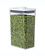 Contenedor de alimentos de plástico OXO Good Grips® POP rectangular de 2.55 L