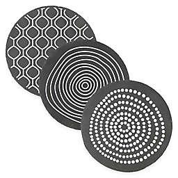 Core Kitchen 8-Inch Round Slate Trivet
