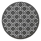 Core Kitchen Crochet 8-Inch Round Slate Trivet