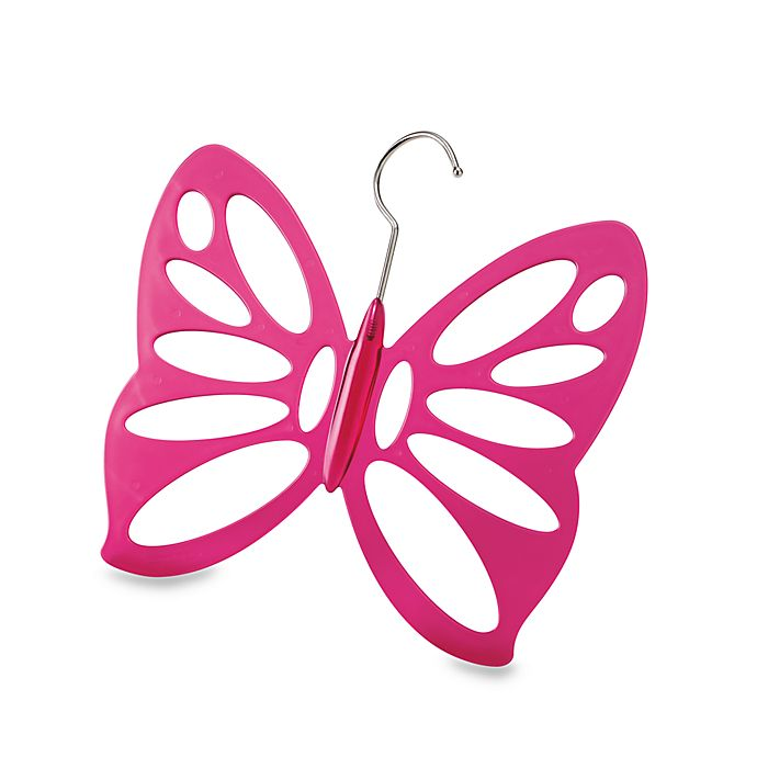 Alternate image 1 for Butterfly Scarf Hanger