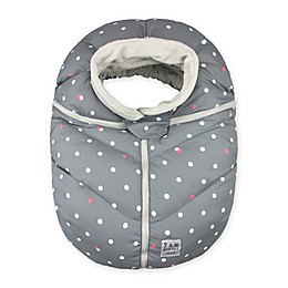7 A.M.® Enfant Car Seat Cocoon in Heather Grey Stars