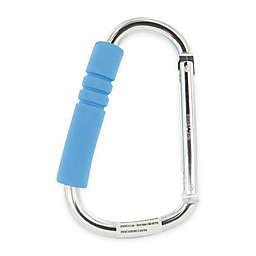 Nuby™ Handy Hook in Silver with Turquoise Foam