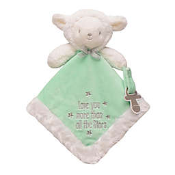 Baby Starters Snuggle Buddy® with Pacifier Holder