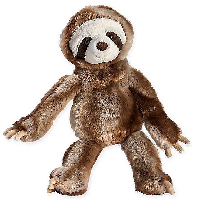 Alternate image 1 for Mary Meyer® FabFuzz SlowMo Sloth Plush Toy