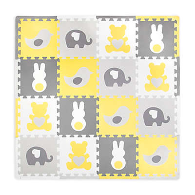 Tadpoles™ by Sleeping Partners 16-Piece Whimsical Play Mat