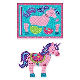Stephen Joseph® Unicorn Lacing Puzzle