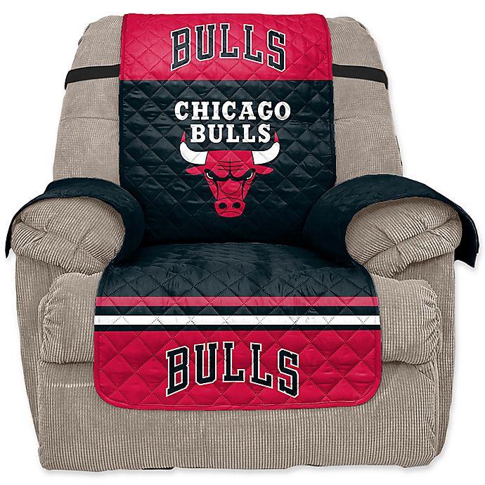 Alternate image 1 for NBA Chicago Bulls Recliner Protector