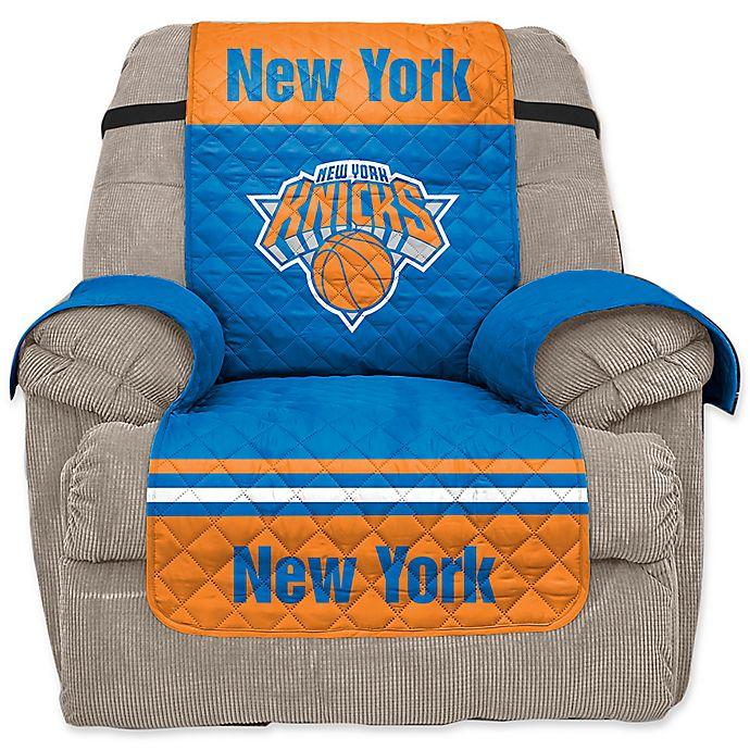 Alternate image 1 for NBA New York Knicks Recliner Protector