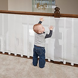 KidCo® 15-Foot Mesh Rail Guard in White