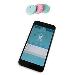 MonBaby Breathing and Rollover Smart Button Baby Monitor