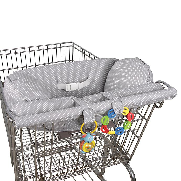 Alternate image 1 for Leachco® Prop 'R Shopper® Body Fit Shopping Cart Cover