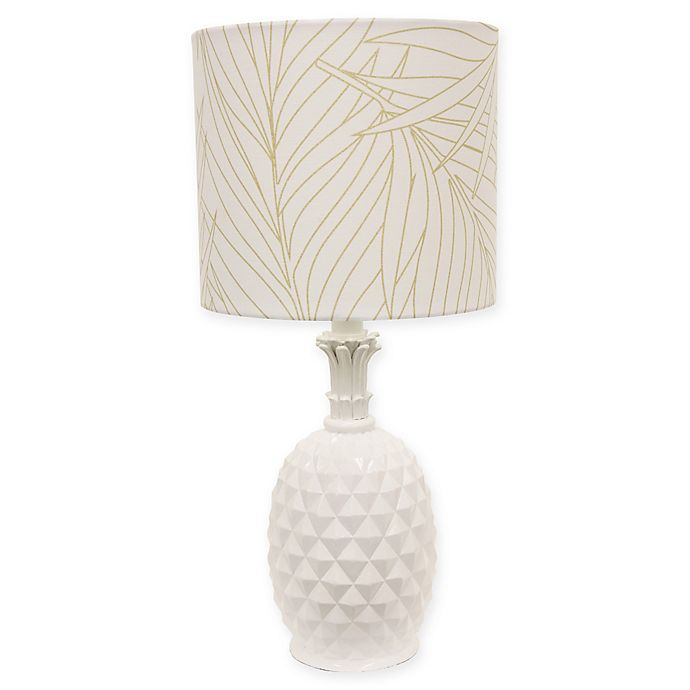 D 233 Cor Therapy Pineapple 1 Light Lamp Bed Bath Amp Beyond