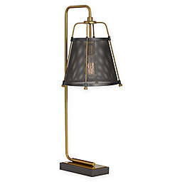 Pacific Coast® Lighting Mid-Century Modern 1-Light Table Lamp in Gold