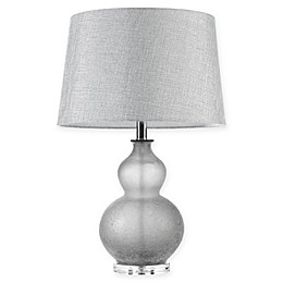 Madison Park Signature Gillian Table Lamp in Grey
