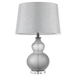 Madison Park Signature Gillian Table Lamp in Grey