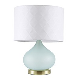 Urban Habitat Pomona Table Lamp with CFL Bulb