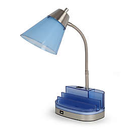 Equip Your Space Canada Tablet Organizer Desk Lamp