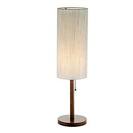 Adesso® Hamptons Eucalyptus Table Lamp in Walnut