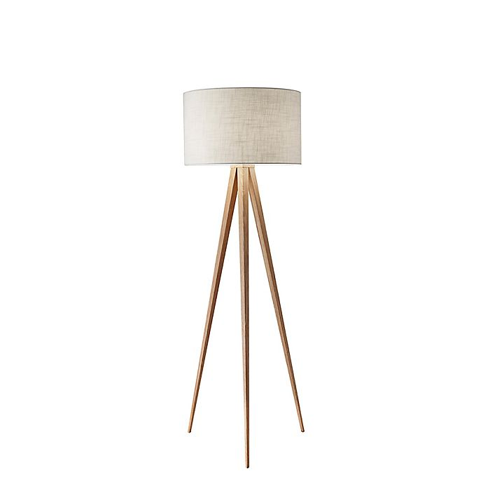 Alternate image 1 for Adesso® Director Floor Lamp