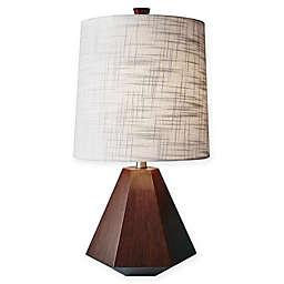 Adesso® Grayson Table Lamp in Rich Walnut
