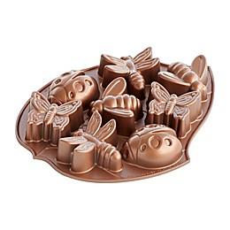 Nordic Ware® Backyard Bugs Pan in Rose Gold
