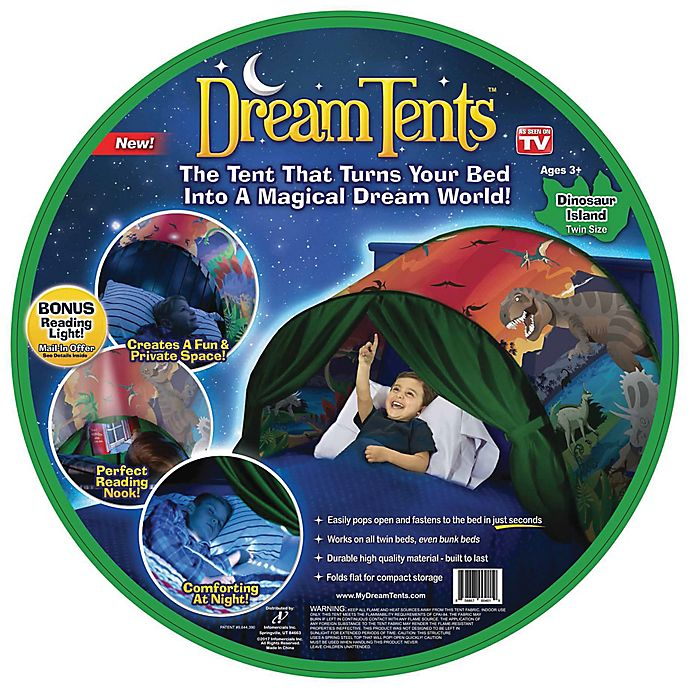 Alternate image 1 for Dream Tents™ Dinosaur Island