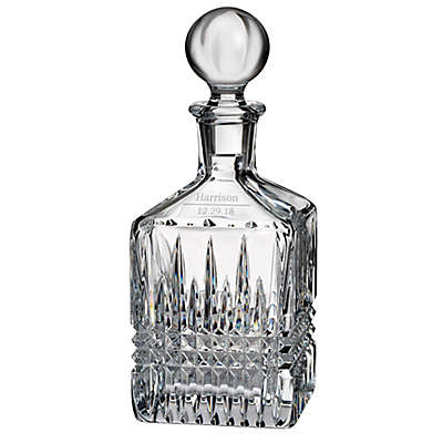 Waterford® Lismore Diamond Square Decanter