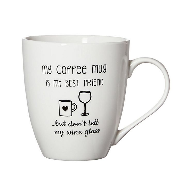 0a686a38a67e Pfaltzgraff® Everyday My Coffee Mug Is My Best Friend Mug
